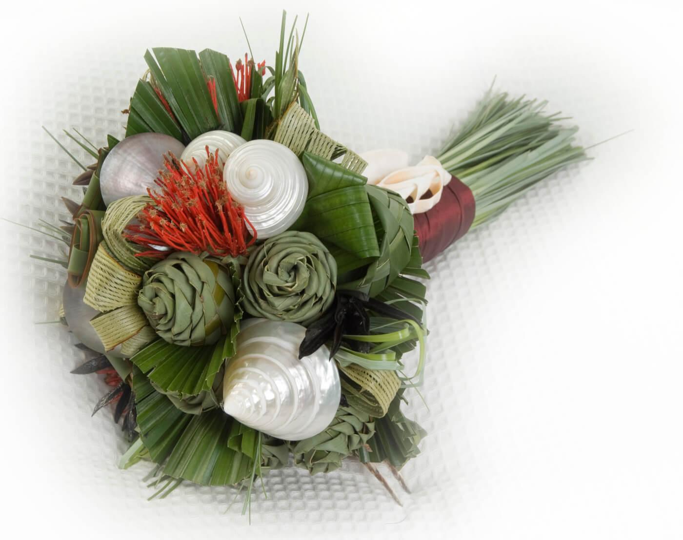 Fresh Natural Flax Bouquet Keepsake Bouquets