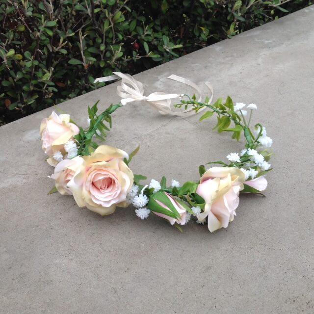 Hair Flowers Keepsake Bouquets